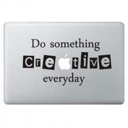 Creative Macbook Sticker