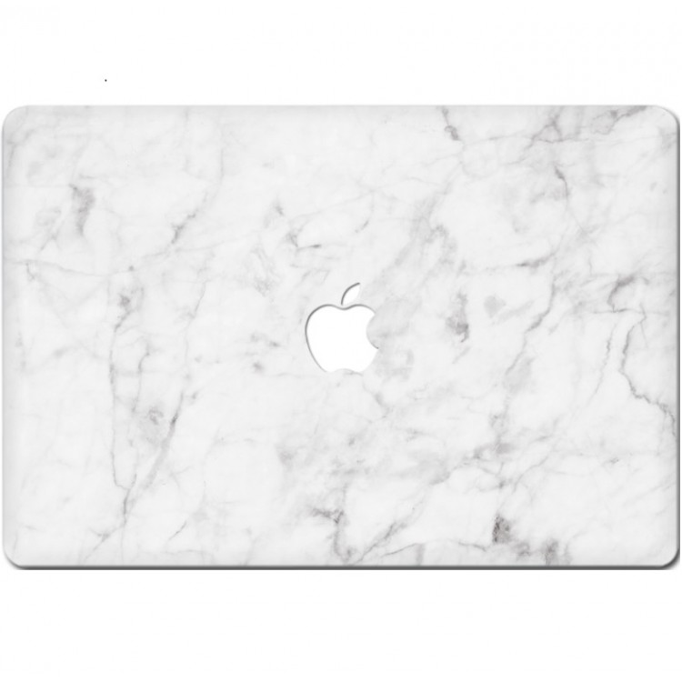 Marble Macbook Pro Sticker Gekleurde Stickers