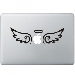 Engel Macbook Sticker