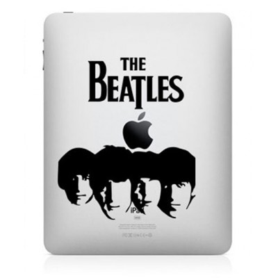 The Beatles iPad Sticker iPad Stickers