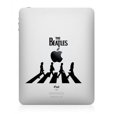 The Beatles (2) iPad Sticker iPad Stickers