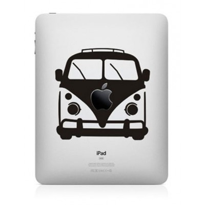 Volkswagen Busje iPad Sticker