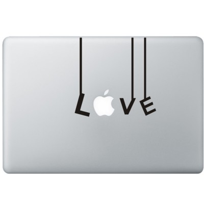 Love (2) MacBook Sticker