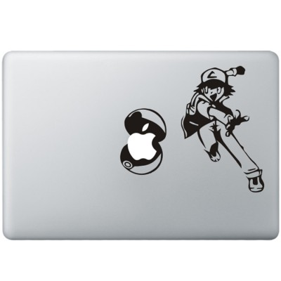Pokemon MacBook Sticker