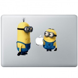 Despicable Me: Minions MacBook Sticker