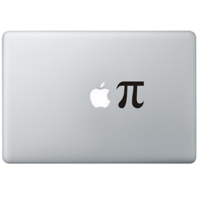 Apple Pie MacBook Sticker