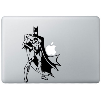 Classic Batman MacBook Sticker