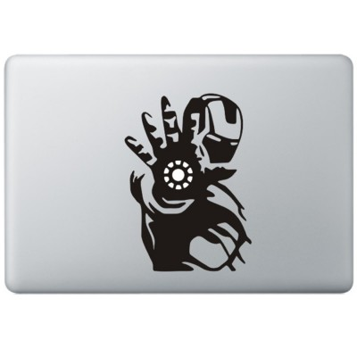 Iron Man (3) MacBook Sticker