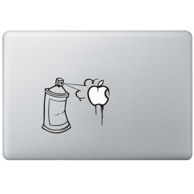 Graffiti MacBook Sticker
