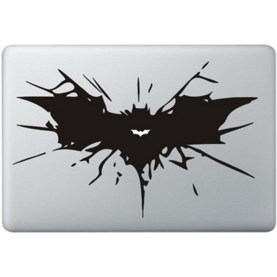 Batman Logo MacBook Sticker