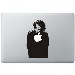 Batman The Joker MacBook Decal