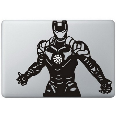 Iron Man (4) MacBook Sticker