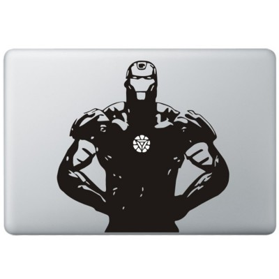 Iron Man (5) MacBook Sticker