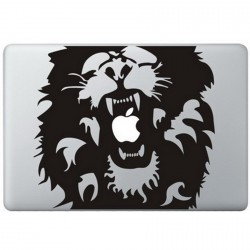 Lion (Roar) MacBook Decal