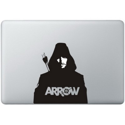 Arrow MacBook Sticker Zwarte Stickers