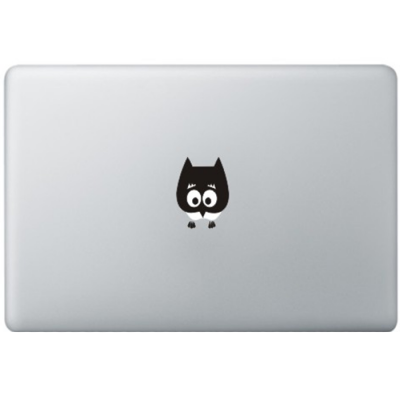 Baby Uil MacBook Sticker