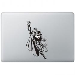 Superman (2) MacBook Decal