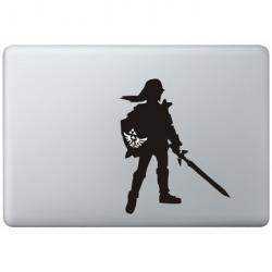 Legend Of Zelda MacBook Decal