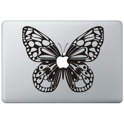 Vlinder Macbook Sticker