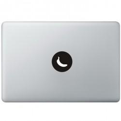 Banaan Logo MacBook Sticker