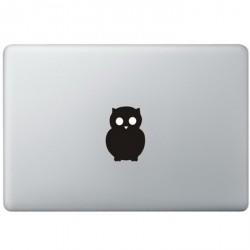 Uil Logo MacBook Sticker