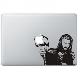 Thor MacBook Decal