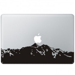 Bergen MacBook Sticker