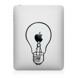 Lamp iPad Sticker