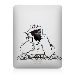Cookie Monster (2) iPad Sticker