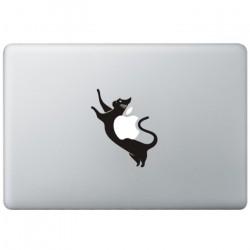 Space Kat MacBook Sticker