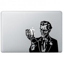 The Joker MacBook Decal