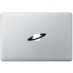 Apple Space MacBook Decal