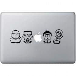 South Park MacBook Sticker