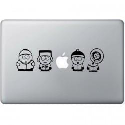 South Park MacBook Decal