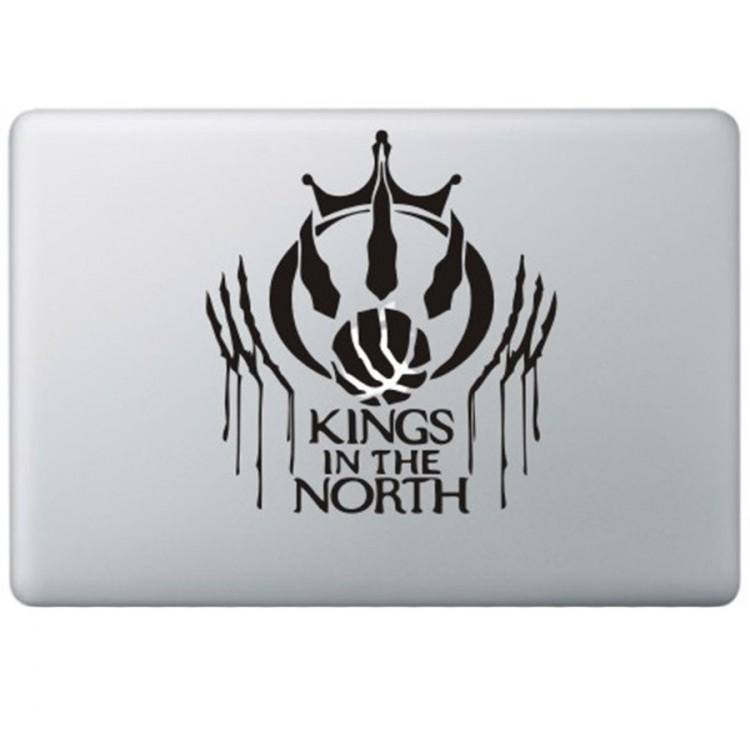 Game Of Thrones MacBook Stickers Zwarte Stickers