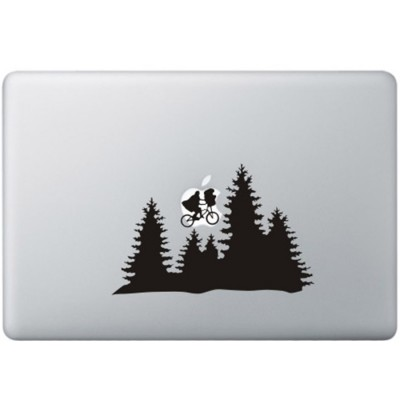 E.T. Tree MacBook Sticker