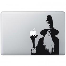 Gandalf MacBook Decal