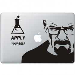 Breaking Bad MacBook Sticker