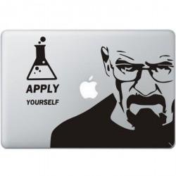 Breaking Bad MacBook Sticker