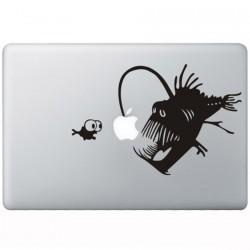 Devil Fish MacBook Decal