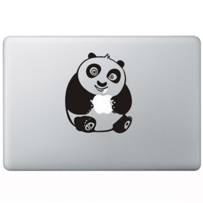 Kung Fu Panda MacBook Sticker