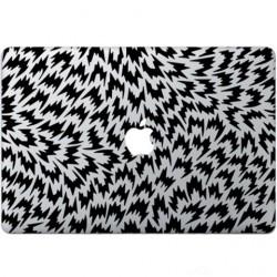 Optische Illusie Macbook Sticker