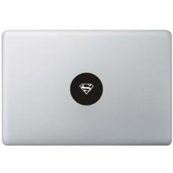 Superman Logo Macbook Decal