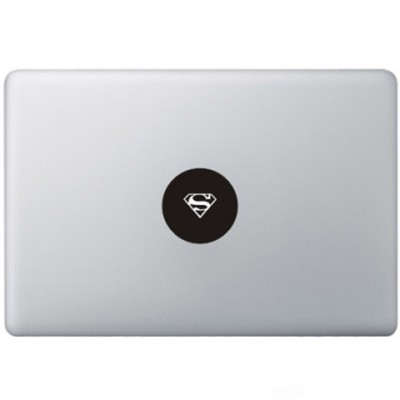 Superman Logo Macbook Sticker