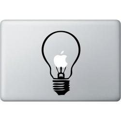 Lamp MacBook Sticker