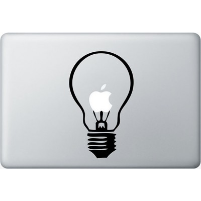 Lamp MacBook Sticker