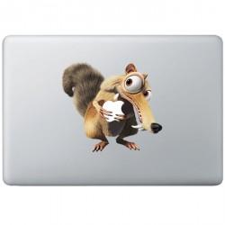 Ice Age MacBook Sticker